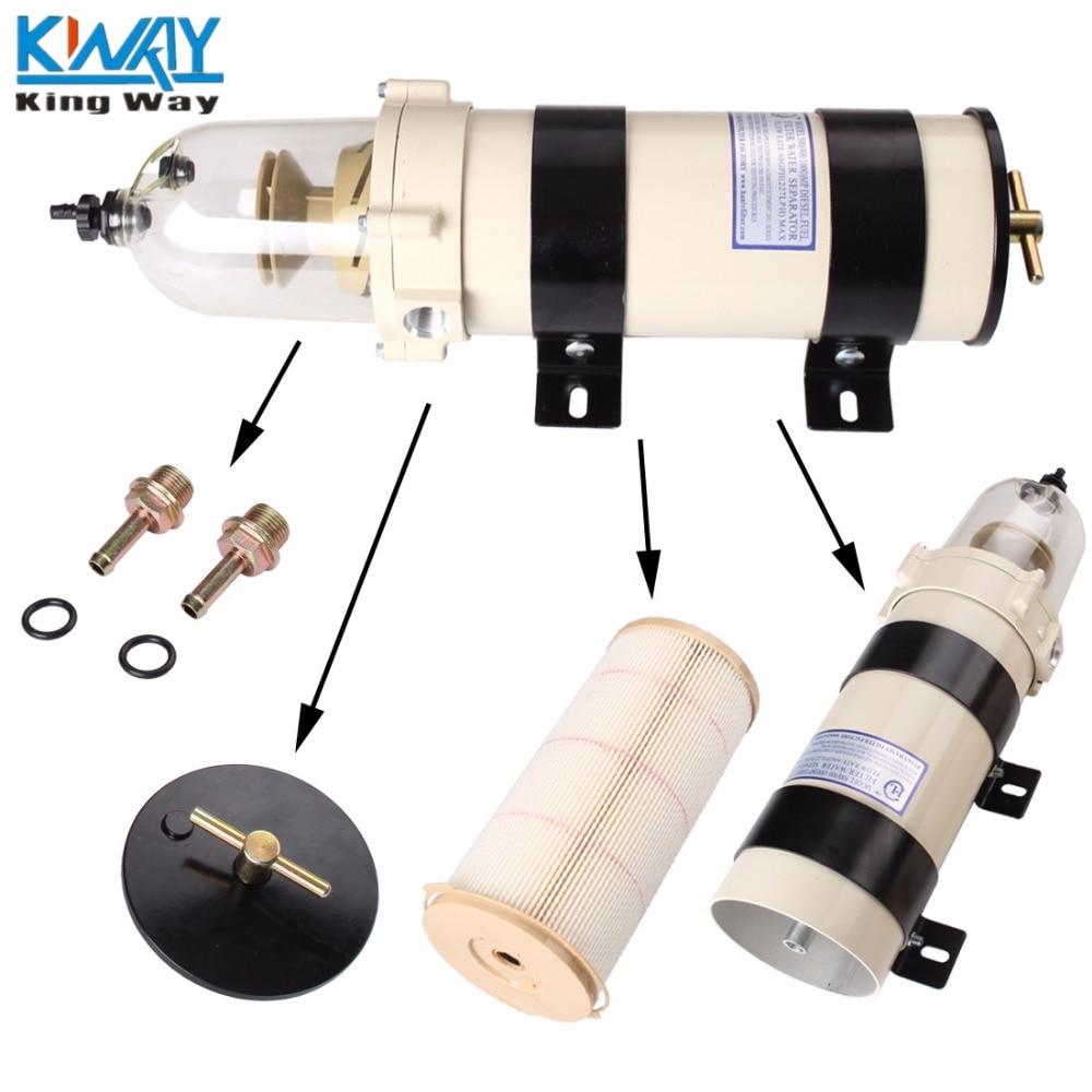 hight resolution of racor diesel fuel filter funnel
