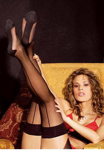 Hot stockings pictures
