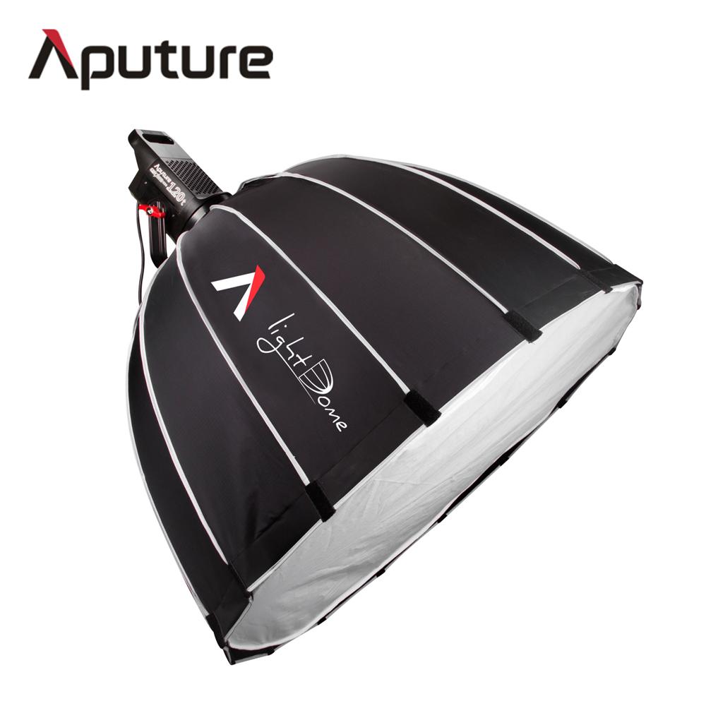 Prix pour Nouveau Aputure Lumière Dôme Flash Diffuseur pour LS C120T avec Carring Sac juste la lumière dôme