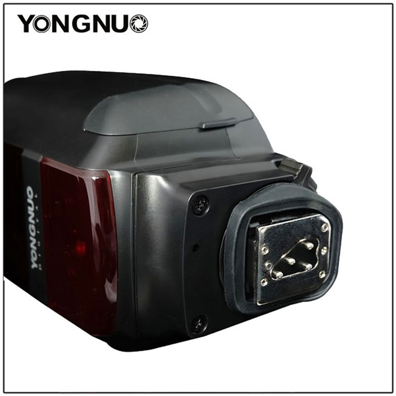 YONGNUO YN968N Wireless Camera Flash Speedlite Master Optical Slave HSS TTL for Nikon D750 D810 D610 D7200 D3500 D5600 D7100 in Flashes from Consumer Electronics