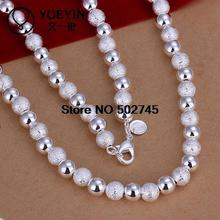 N086 hot sale! 925 Silver Necklace,Fashion Sterling Silver Jewelry Necklace for Christmas gift