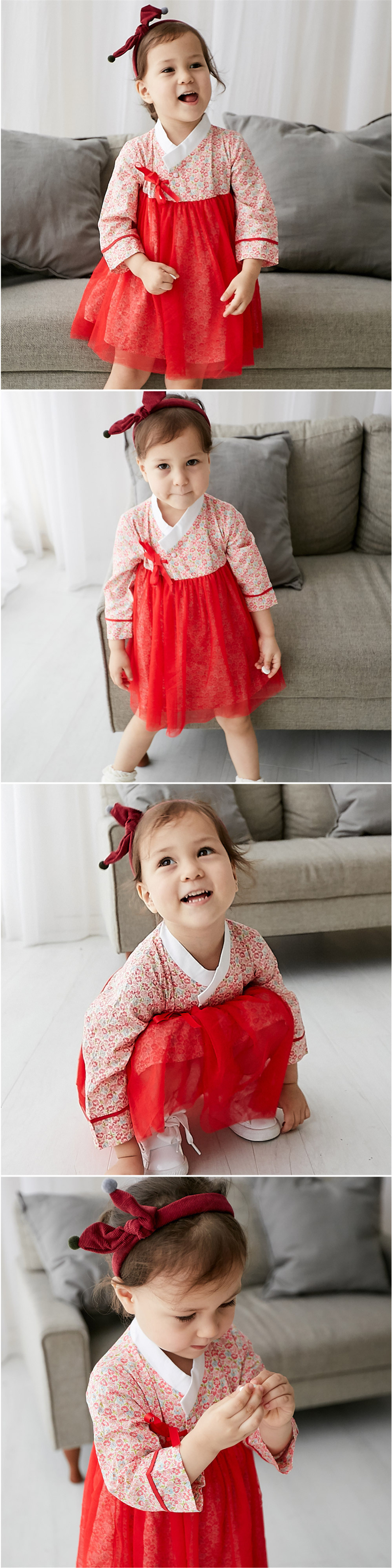 5d553ddb8 2019 0 1 Yeard Old Traditional Baby Girls Dress Korean Hanbok Korea ...