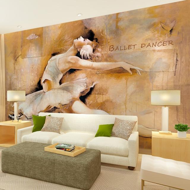 Personnalisé Toute Taille 3D Peintures Murales de Papier Peint de ...