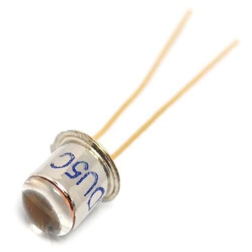 5 Pcs 3DU5C Metal Encapsulated Silicon Phototransistor Transistor