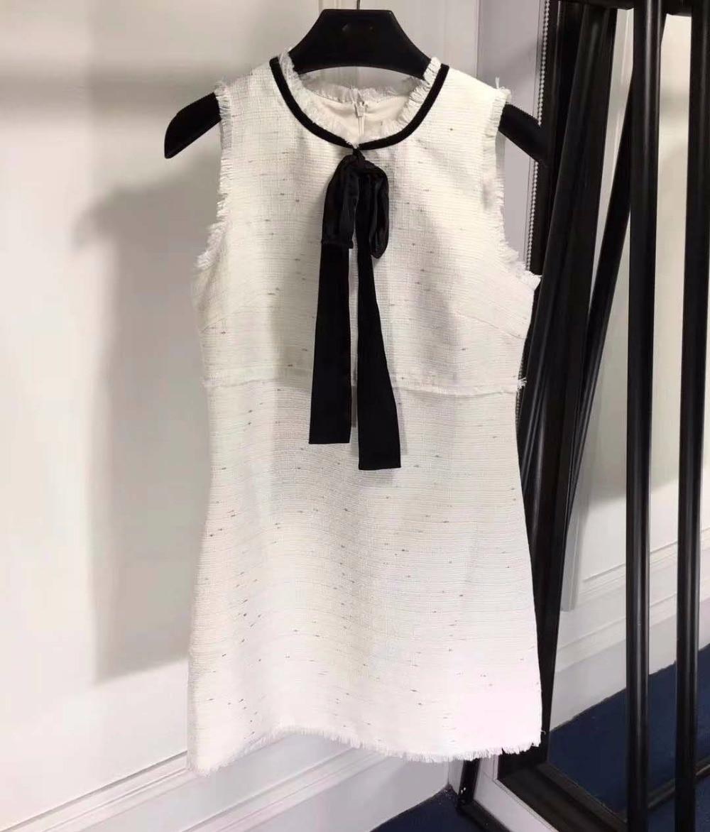 Милое белое платье женские модные бандажные женские платья boho простое и благородное осенне зимнее короткое платье для девочки wild elbise
