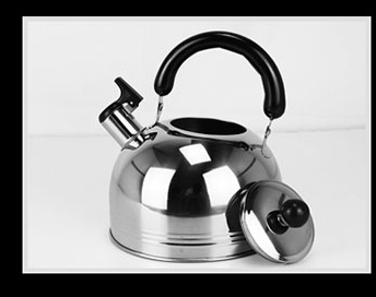 3L High Quality Stainless Steel Whistling Kettle Hot Sale Kitchen Tools Pot Free Shipping