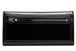 PART 2  LEATHER WALLET WITH ROUND LOGO OR SUPER LOGO OR TURNLOCK WALLET CLUTCH ORGANIZE WALLET