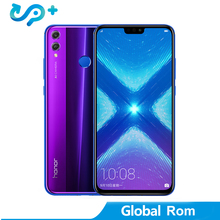 Huawei Onur 8X LTE Cep Telefonu Küresel Rom Seçeneği 6.5