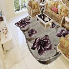 Modern Blanket Table Living