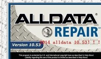 2014 Vehicle Repair Software Alldata V10 53 All Data 2014 Mitchell OnDemand5 Repair Estimator Diagnosis Data