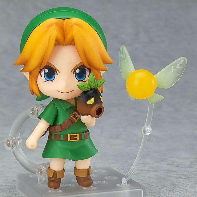Legend of Zelda Link Majoras Mask Figure Toy