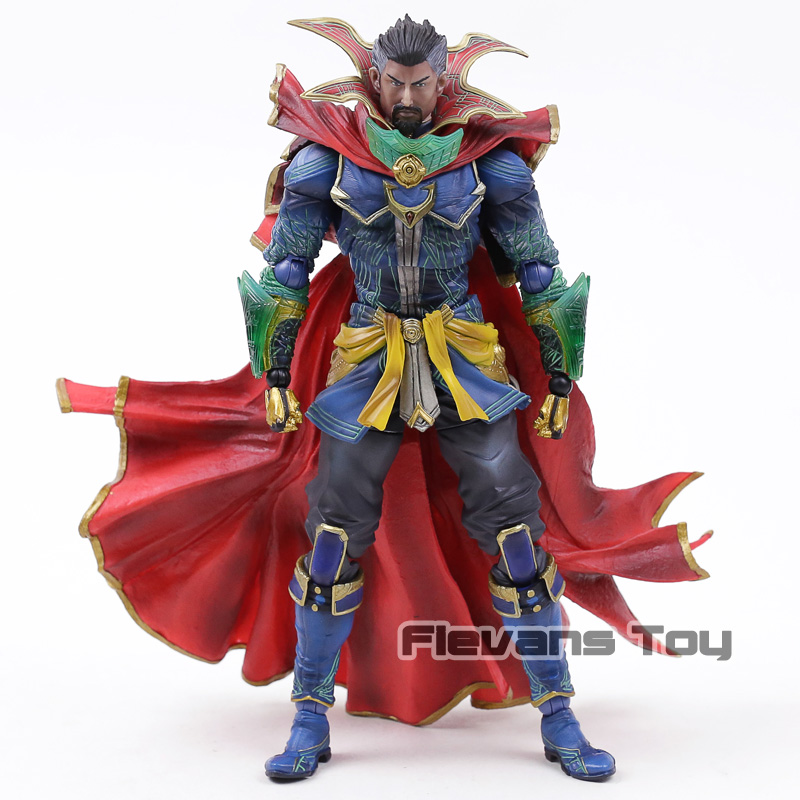 Marvel Avengers Infinity War Variant Play Arts Kai Doctor Strange PVC Action Figure Collectible Model Toy