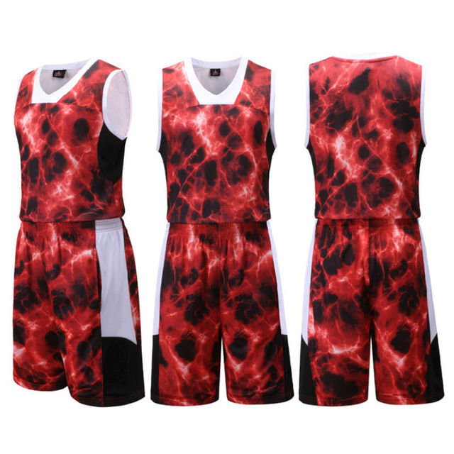 2017 new cheap basketball team jerseys custom name and number men ...