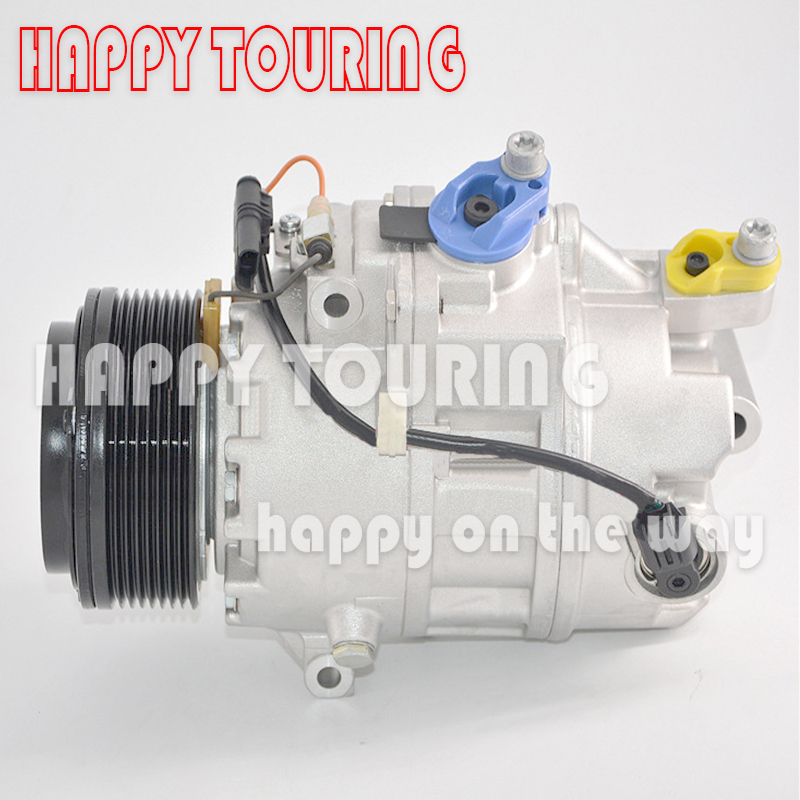 Air-conditioning Installation Clever Cse717 Car A/c Ac Air Condtioning Compressor For Bmw X6 3.0l 2008 2009 2010 2011 64529205096 64526983398 64529185147 64529195974