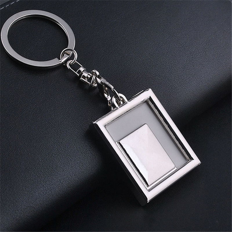 Key Chains Jewelry & Accessories Hj Telephone Booth Car Alloy Creative Keyring New Fashion Jewelry Polished Chrome Pendant Keychain Wedding Christmas Gift