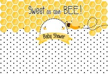 Laeacco Honey Bee Honey Baby Newborn Children Birthday Photography Background Customized Photographic Backdrops For Photo Studio allenjoy photography backdrops paper plane children newborn background for photo studio