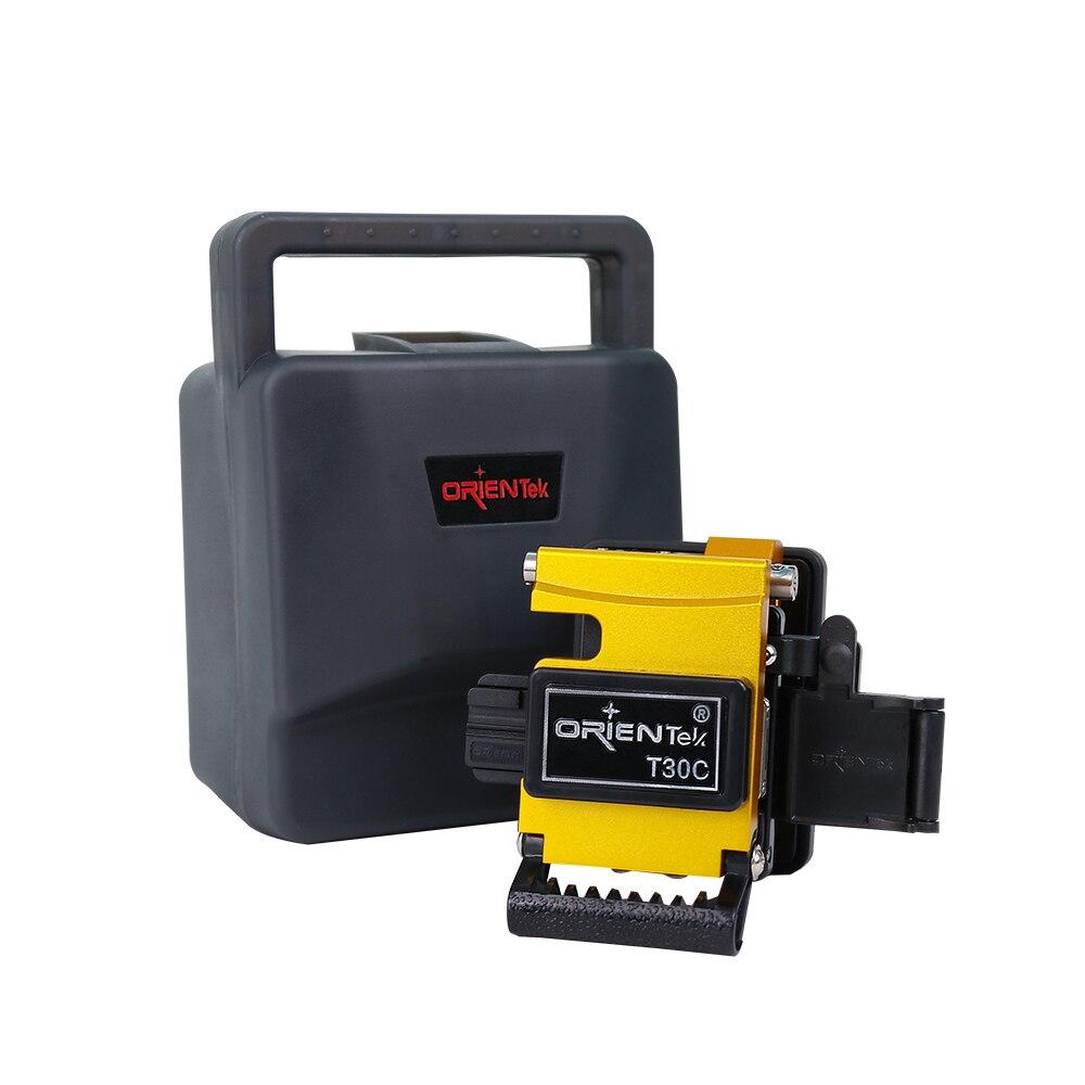 High Quality Optic Fiber Cleaver Orientek T30C Optical Fiber Cutter