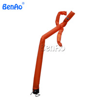 AD611 BENAO 6M Promotion inflatable air dancer dancing man with arms inflatable skydancer for advertising
