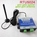 Portão GSM Abridor de Abridor de Porta de Controle de Acesso Sem Fio Interruptor do Relé Remoto Por Chamada Gratuita RTU5024 Apoio App