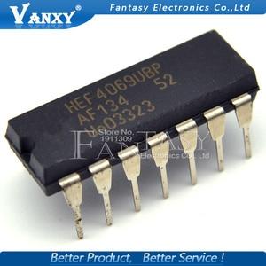 Image 3 - 10PCS HEF4069UBP DIP HEF4069 DIP14 HEF4069BP DIP 14 new and  original IC