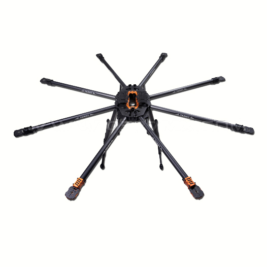 Tarot T15 UAV Octocopter Frame TL15T00 25mm Carbon Fiber FPV Multi