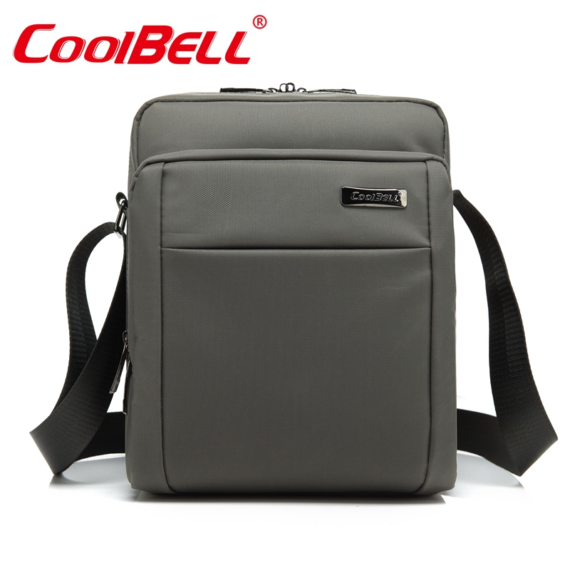 CoolBell 10 10.6 inch Tablet Laptop Bag for iPad 2/3 /4 iPad Air 2/3 Men Women Shoulder Messenger 9 9.7 10.1 inch Tablet Sleeve universal 9 7 10 1 inch tablet bag case for ipad 2 3 4 air zenpad onyx boox pocketbook surfpad cover less than size 26 5 20cm