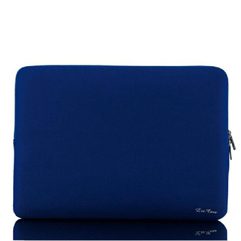 2016 New Arrive Portable Universal 14 Laptop Soft Case Bag Cover Sleeve Pouch For Apple/Macbook 14 Notebook For Samsung Laptop