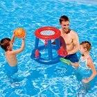 ✔  Вода Баскетбол Обруч Бассейн Поплавок Надувной ринг игра Плавательный бассейн Игрушки Водный спорт И ★