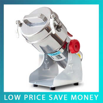 2000G Swing Type Food Grinder Mill 2000G Electric Kitchen Chili Grinder Food Pulverizer
