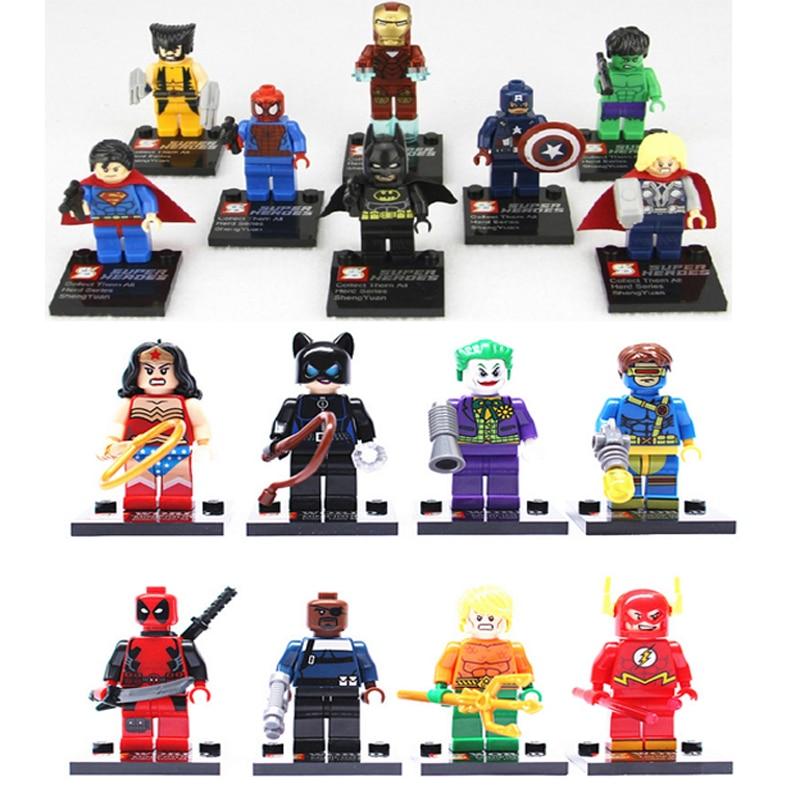 lego marvel супергероев