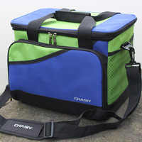 ZYJ Outdoor Picnic Lunch Cans Cooler Bags Food Thermal Insulation Cans Storage Shoulder Tote Waterproof Box Bag Pack