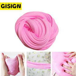 Bunte Flauschigen Floam Schleim Schaum Perlen Liefert Anti-Stress-Baumwolle Ton Magie Sand Spielzeug Intelligente Plastilin für Kinder