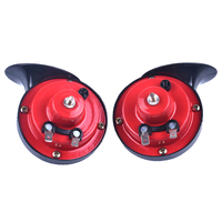 2pcs New Arrival 12V 110db Snail Style Waterproof High Quality Horn Boat Car Motor Motorcycle Van