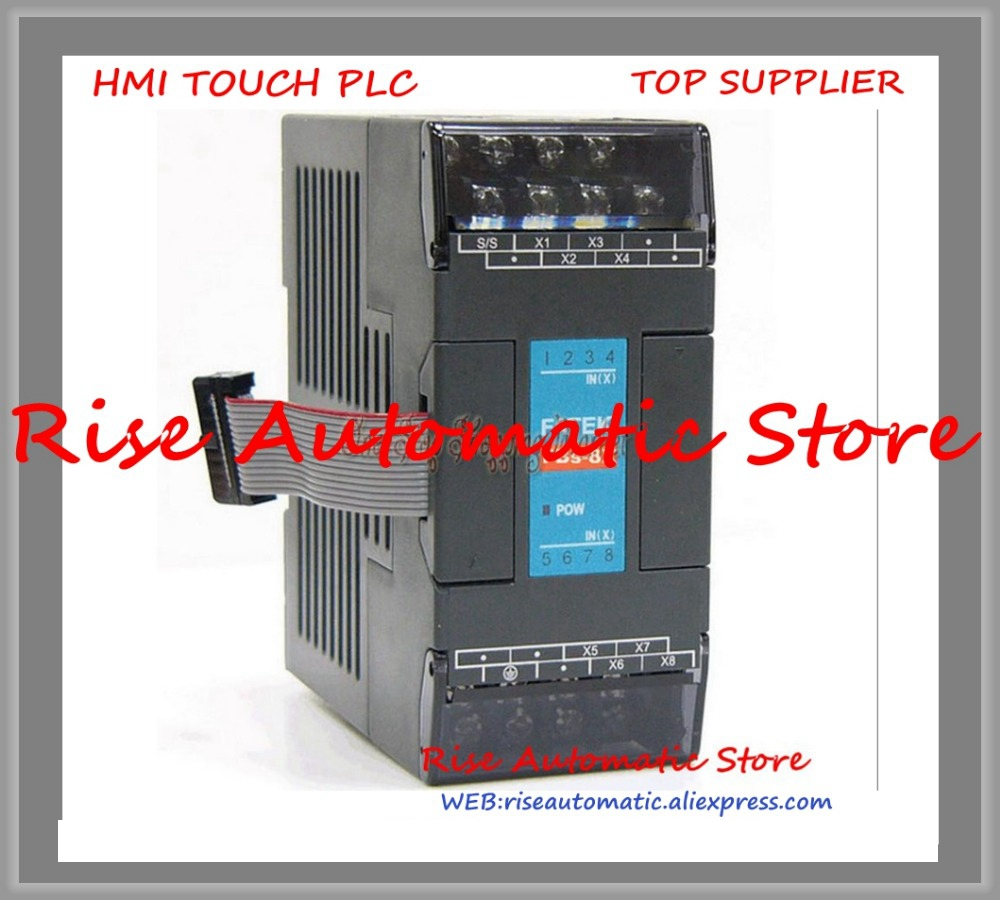 купить Brand New Original PLC FBs-8X PLC 24VDC 8 DI Module well tested working по цене 3467.87 рублей
