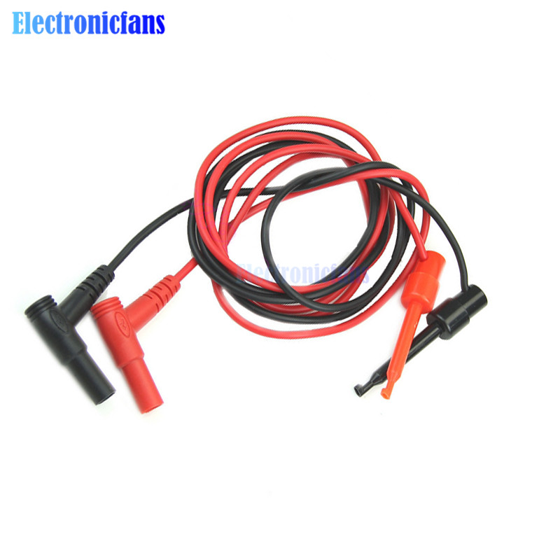 3V Continuity Tester 1M Insulated Cable and Clip