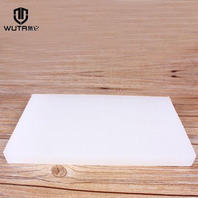 WUTA 20 x 12 cm High Quality PVC White Cutting Board 2