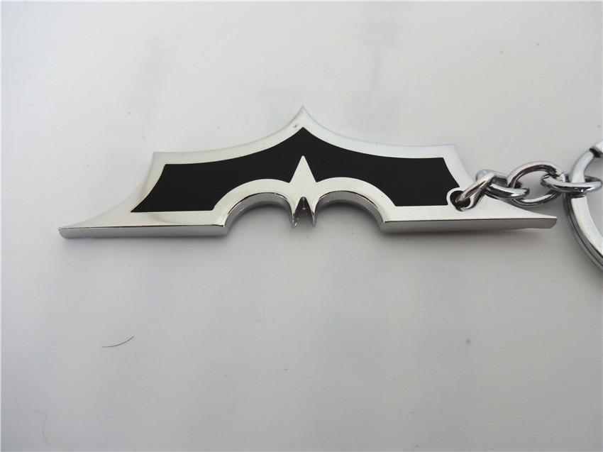 1pc 7cm28 Alloy Classic The Dark Knight Batman Symbol Model