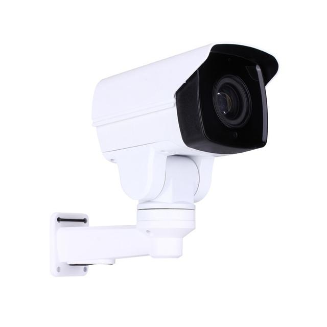 Rotatorio de seguridad Bullet MINI Cámara PTZ IP con Onvif 1080 P CCTV 4/10X ZOOM IR 80 M Visión Nocturna para la vigilancia exterior cámara