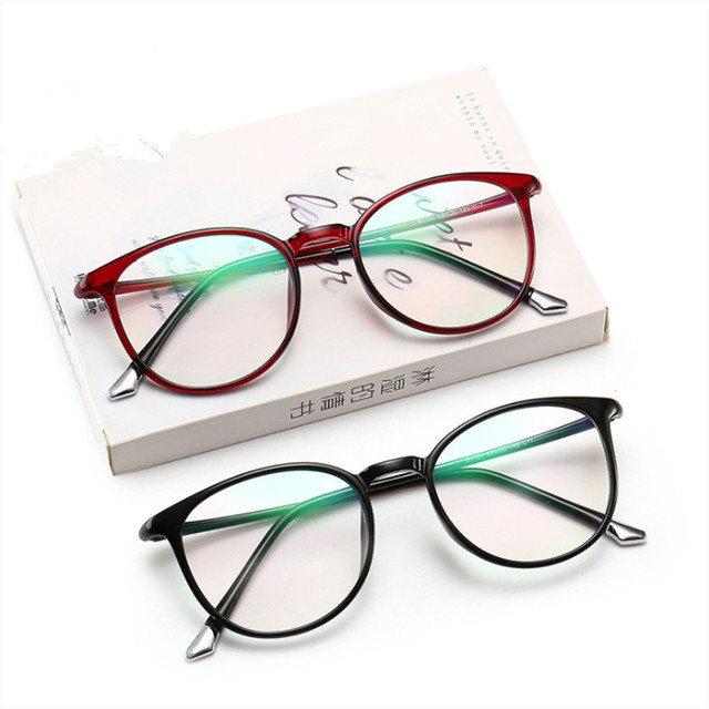 9e8ef05393a TR90 Glasses Frame Mens Prescription glasses Fashion retro Light frame Eye  glasses frames for women 121 Optical glasses
