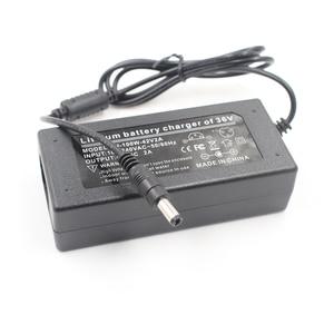 Image 5 - 42V2A 10 Serie Lithium Batterij Oplader 36 V 18650 Lader Voor 36 V 2A Elektrische Fiets Powerboard Lithium Batterij scooter