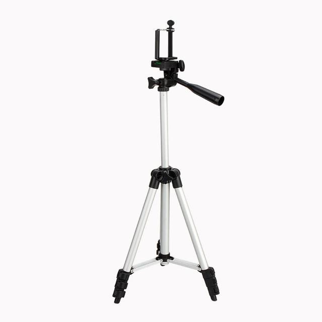 Lightweight Telescopic Camera Tripod Stand Holder for Gopro DSLR for Smartphone Action Camera Mount Monopod Holder