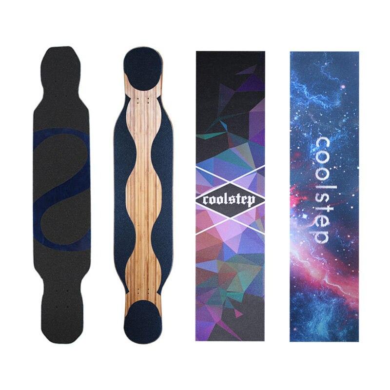 High Quality Skate Grips Griptape Skateboard Sandpaper Hard-Wearing Thick Non-slip Waterproof For Street Skateboard Deck
