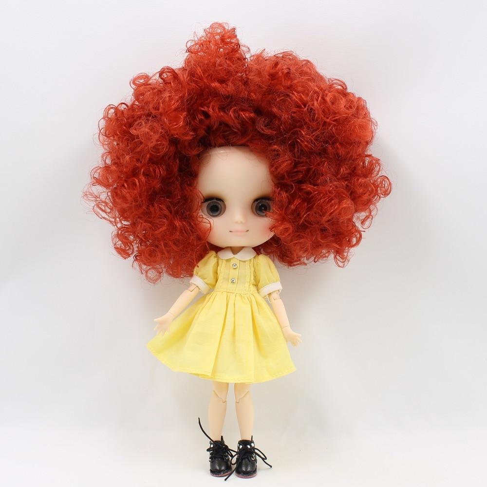 Sister Blythe Dolls Afro Hair 10 Options 2