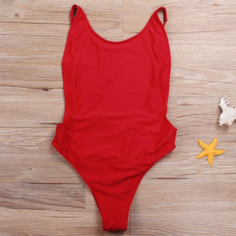 Plus Size Swimwear Female Polka Print One Piece Swimsuit Women Vintage Bathing One-Piece Suits 2017 Retro Large Size Swim DX7741 Купальник
