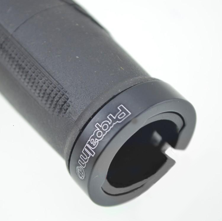 PROPALM 1025EP Bike handlebar grip Bicycle grips for Twist Shifter bike