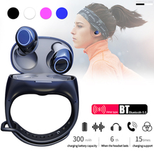 Buy HM50 TWS Bluetooth Wireless Earbuds EarPhones HiFi Bluetooth 5.0 Earphones Portable Smart Wristband Wireless Headset directly from merchant!