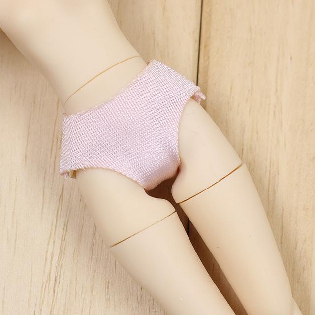 Middie Blythe Doll Colorful Underwear