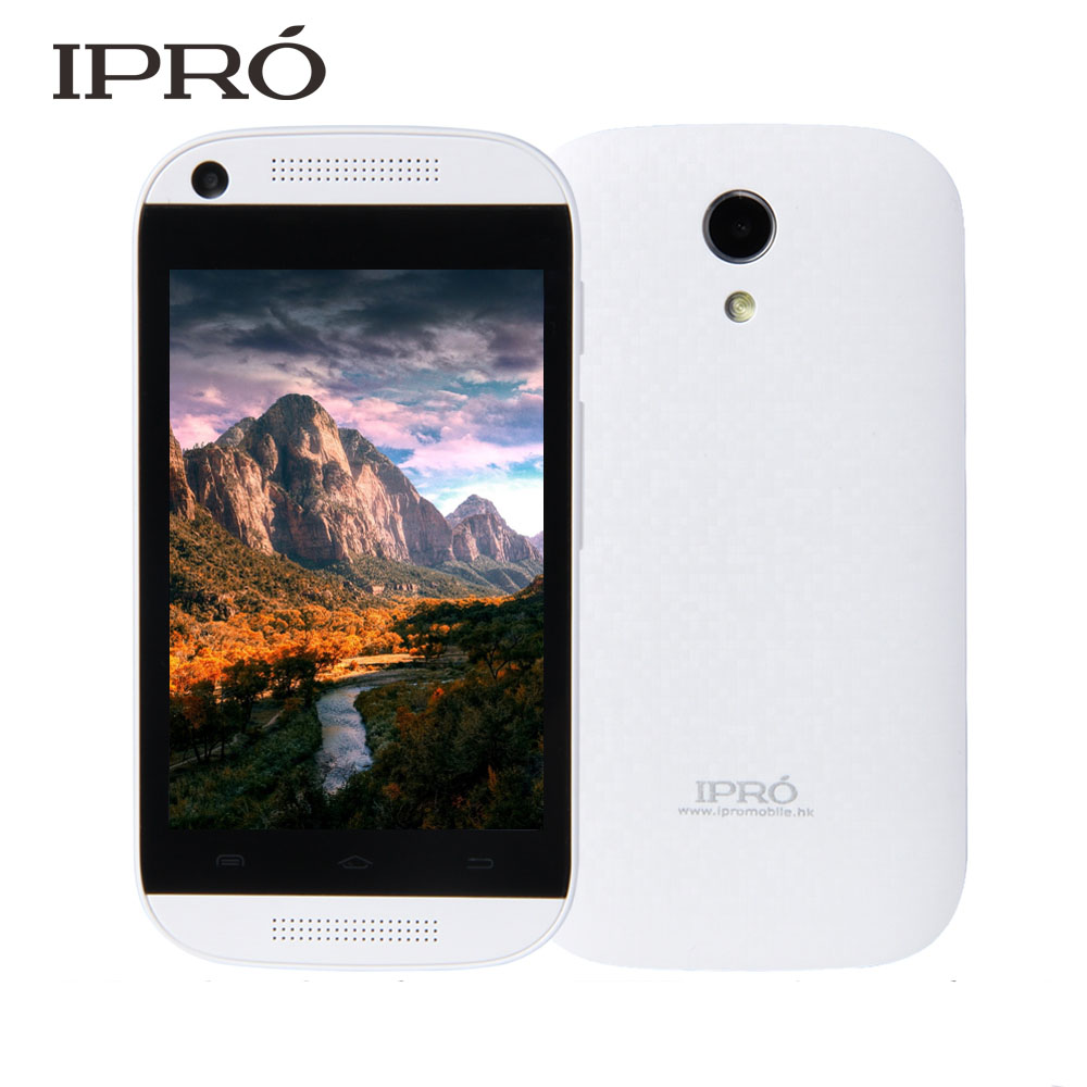 IPRO Brand 2016 New Hot Phone MTK 6571 Smartphone Dual Core Android 4 4 Mobile Phone