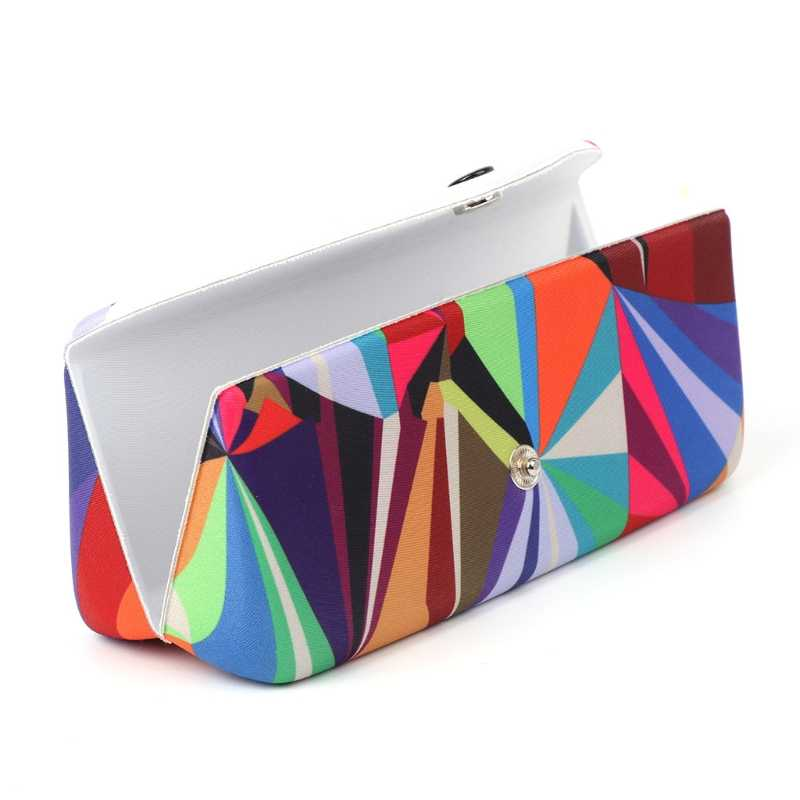 Fashion Glasses Box Sunglasses Case Colorful Storage Protector Unisex Container Drop Shipping #