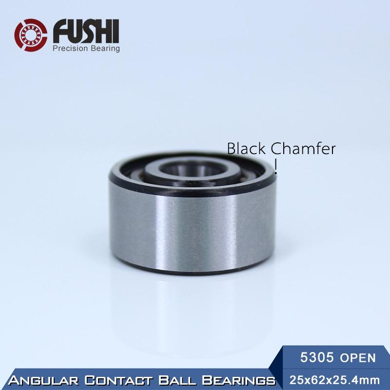 5305 OPEN Bearing 25 x 62 x 25.4 mm ( 1 PC ) Axial Double Row Angular Contact  5305 3305  3056305 Ball Bearings накладной светильник preciosa brilliant 25 3305 002 07 00 00 40